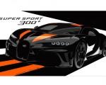 2021 Bugatti Chiron Super Sport 300+ Design Sketch Wallpapers 150x120 (19)
