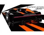 2021 Bugatti Chiron Super Sport 300+ Design Sketch Wallpapers 150x120 (20)
