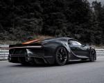2021 Bugatti Chiron Super Sport 300+ Rear Three-Quarter Wallpapers 150x120 (7)