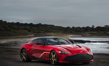 2020 Aston Martin DBS GT Zagato Wallpapers HD
