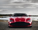 2020 Aston Martin DBS GT Zagato Front Wallpapers 150x120 (2)