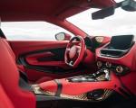 2020 Aston Martin DBS GT Zagato Interior Wallpapers 150x120 (17)