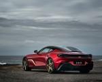 2020 Aston Martin DBS GT Zagato Rear Three-Quarter Wallpapers 150x120 (3)