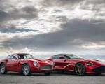 2020 Aston Martin DBS GT Zagato and DB4 GT Zagato Continuation Wallpapers 150x120 (7)