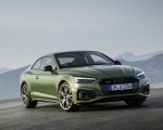 2020 Audi A5 Coupe (Color: District Green) Front Three-Quarter Wallpapers 150x120 (9)