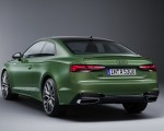2020 Audi A5 Coupe (Color: District Green) Rear Three-Quarter Wallpapers 150x120 (21)