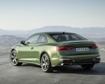 2020 Audi A5 Coupe (Color: District Green) Rear Three-Quarter Wallpapers 150x120 (13)