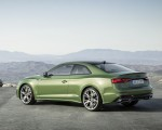 2020 Audi A5 Coupe (Color: District Green) Rear Three-Quarter Wallpapers 150x120 (14)