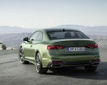 2020 Audi A5 Coupe (Color: District Green) Rear Three-Quarter Wallpapers 150x120 (16)