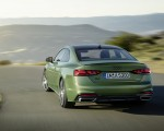 2020 Audi A5 Coupe (Color: District Green) Rear Wallpapers 150x120 (4)