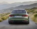 2020 Audi A5 Coupe (Color: District Green) Rear Wallpapers 150x120 (5)