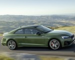 2020 Audi A5 Coupe (Color: District Green) Side Wallpapers 150x120 (6)