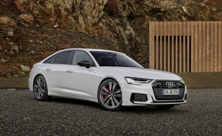 2020 Audi A6 55 TFSI E Quattro Wallpapers HD