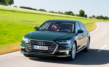 2020 Audi A8 L 60 TFSI e quattro Wallpapers HD