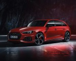 2020 Audi RS 4 Avant (Color: Tango Red) Front Three-Quarter Wallpapers 150x120 (30)