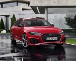2020 Audi RS 4 Avant (Color: Tango Red) Front Three-Quarter Wallpapers 150x120 (21)