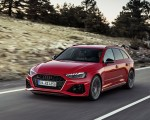 2020 Audi RS 4 Avant (Color: Tango Red) Front Three-Quarter Wallpapers 150x120 (3)