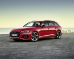 2020 Audi RS 4 Avant (Color: Tango Red) Front Three-Quarter Wallpapers 150x120 (11)