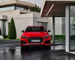 2020 Audi RS 4 Avant (Color: Tango Red) Front Wallpapers 150x120 (24)