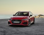 2020 Audi RS 4 Avant (Color: Tango Red) Front Wallpapers 150x120 (12)