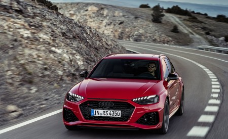 2020 Audi RS 4 Avant Wallpapers HD