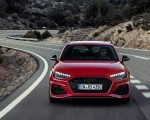 2020 Audi RS 4 Avant (Color: Tango Red) Front Wallpapers 150x120 (2)