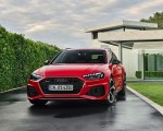 2020 Audi RS 4 Avant (Color: Tango Red) Front Wallpapers 150x120 (25)