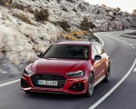 2020 Audi RS 4 Avant (Color: Tango Red) Front Wallpapers 150x120 (5)