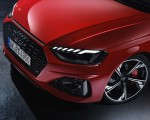 2020 Audi RS 4 Avant (Color: Tango Red) Headlight Wallpapers 150x120 (40)