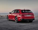 2020 Audi RS 4 Avant (Color: Tango Red) Rear Three-Quarter Wallpapers 150x120 (14)