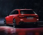 2020 Audi RS 4 Avant (Color: Tango Red) Rear Wallpapers 150x120 (33)