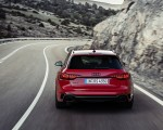 2020 Audi RS 4 Avant (Color: Tango Red) Rear Wallpapers 150x120 (9)