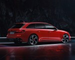 2020 Audi RS 4 Avant (Color: Tango Red) Side Wallpapers 150x120 (36)