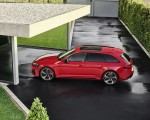 2020 Audi RS 4 Avant (Color: Tango Red) Side Wallpapers 150x120 (29)