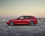 2020 Audi RS 4 Avant (Color: Tango Red) Side Wallpapers 150x120 (17)