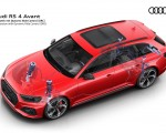 2020 Audi RS 4 Avant Suspension with Dynamic Ride Control (DRC) Wallpapers 150x120 (50)