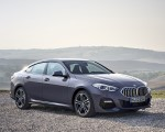 2020 BMW 2 Series 220d Gran Coupe M Sport (Color: Storm Bay Metallic) Front Three-Quarter Wallpapers 150x120 (13)