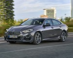 2020 BMW 2 Series 220d Gran Coupe M Sport (Color: Storm Bay Metallic) Front Three-Quarter Wallpapers 150x120 (2)