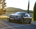 2020 BMW 2 Series 220d Gran Coupe M Sport (Color: Storm Bay Metallic) Front Three-Quarter Wallpapers 150x120 (3)