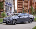 2020 BMW 2 Series 220d Gran Coupe M Sport (Color: Storm Bay Metallic) Front Three-Quarter Wallpapers 150x120 (15)