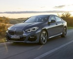 2020 BMW 2 Series 220d Gran Coupe M Sport (Color: Storm Bay Metallic) Front Three-Quarter Wallpapers 150x120 (5)