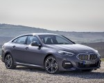 2020 BMW 2 Series 220d Gran Coupe M Sport (Color: Storm Bay Metallic) Front Three-Quarter Wallpapers 150x120 (16)