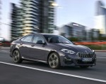 2020 BMW 2 Series 220d Gran Coupe M Sport (Color: Storm Bay Metallic) Front Three-Quarter Wallpapers 150x120 (8)
