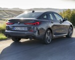 2020 BMW 2 Series 220d Gran Coupe M Sport (Color: Storm Bay Metallic) Rear Three-Quarter Wallpapers 150x120 (11)