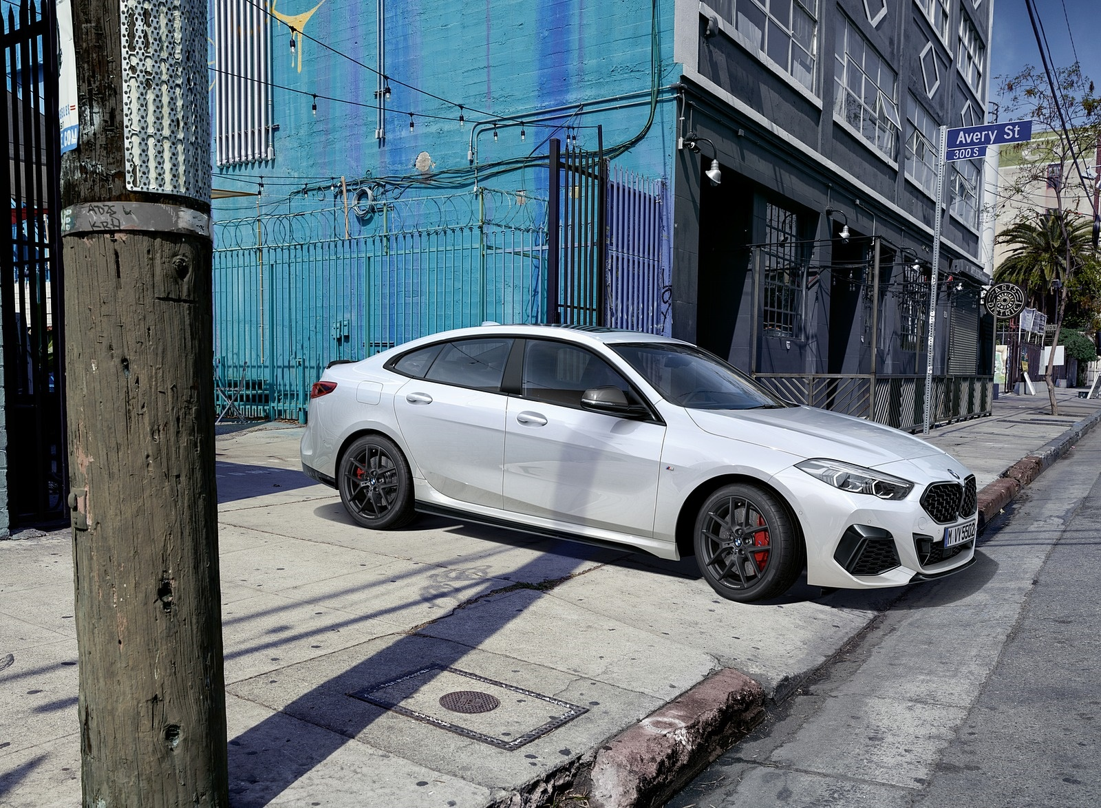 2020 BMW 2 Series Gran Coupe with M Performance Parts Front Three-Quarter Wallpapers (3)