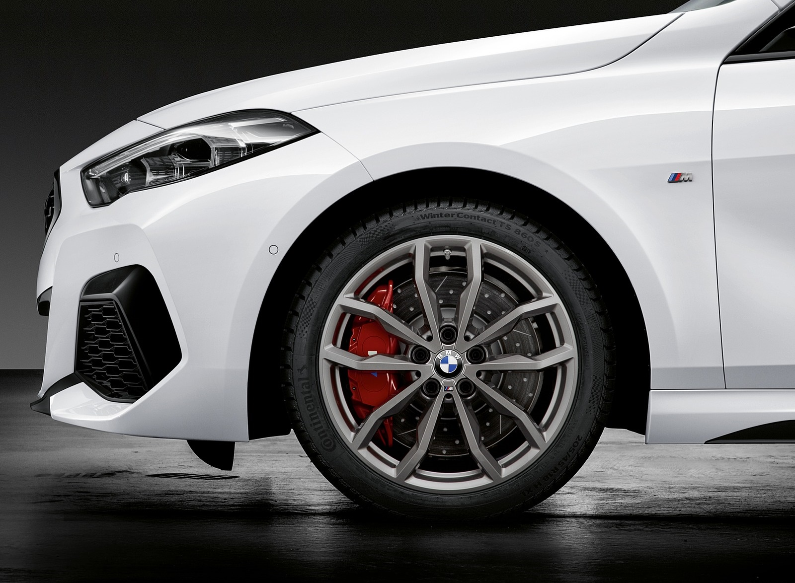 2020 BMW 2 Series Gran Coupe with M Performance Parts Wheel Wallpapers (8)