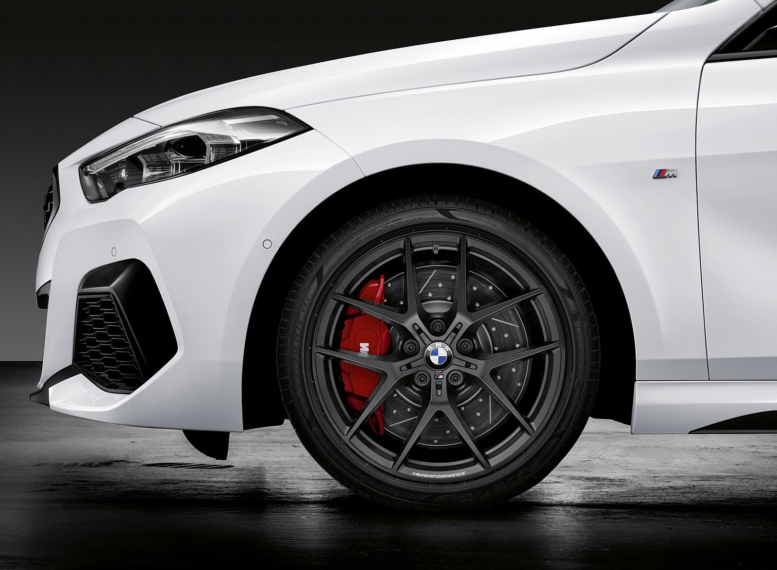 2020 BMW 2 Series Gran Coupe with M Performance Parts Wheel Wallpapers (6)