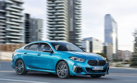 2020 BMW M235i Gran Coupe Wallpapers HD