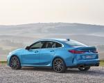 2020 BMW M235i Gran Coupe xDrive (Color: Snapper Rocks Blue Metallic) Rear Three-Quarter Wallpapers 150x120 (25)