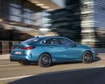 2020 BMW M235i Gran Coupe xDrive (Color: Snapper Rocks Blue Metallic) Rear Three-Quarter Wallpapers 150x120 (2)